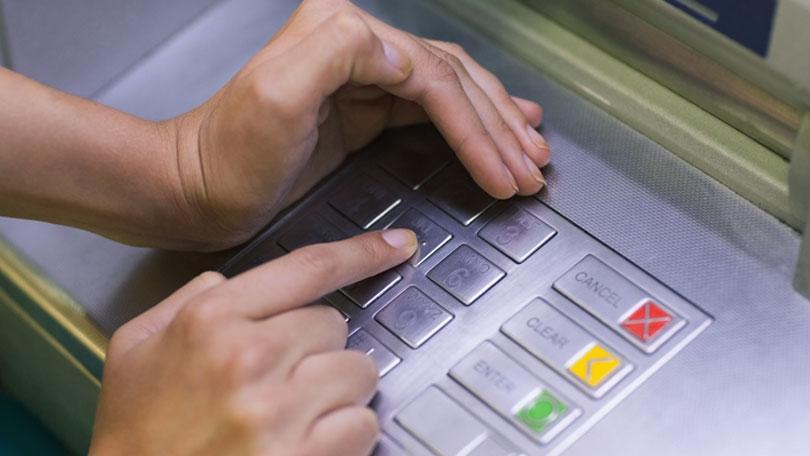 حفظ امنیت رمز کارت بانکی